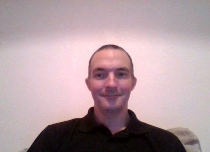 DJ Presenter Reuben Spurr