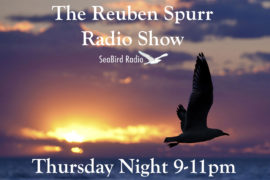 Live with Reuben Spurr Thursday 9pm