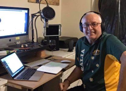 Sunday Hour Show Presenter Keith T